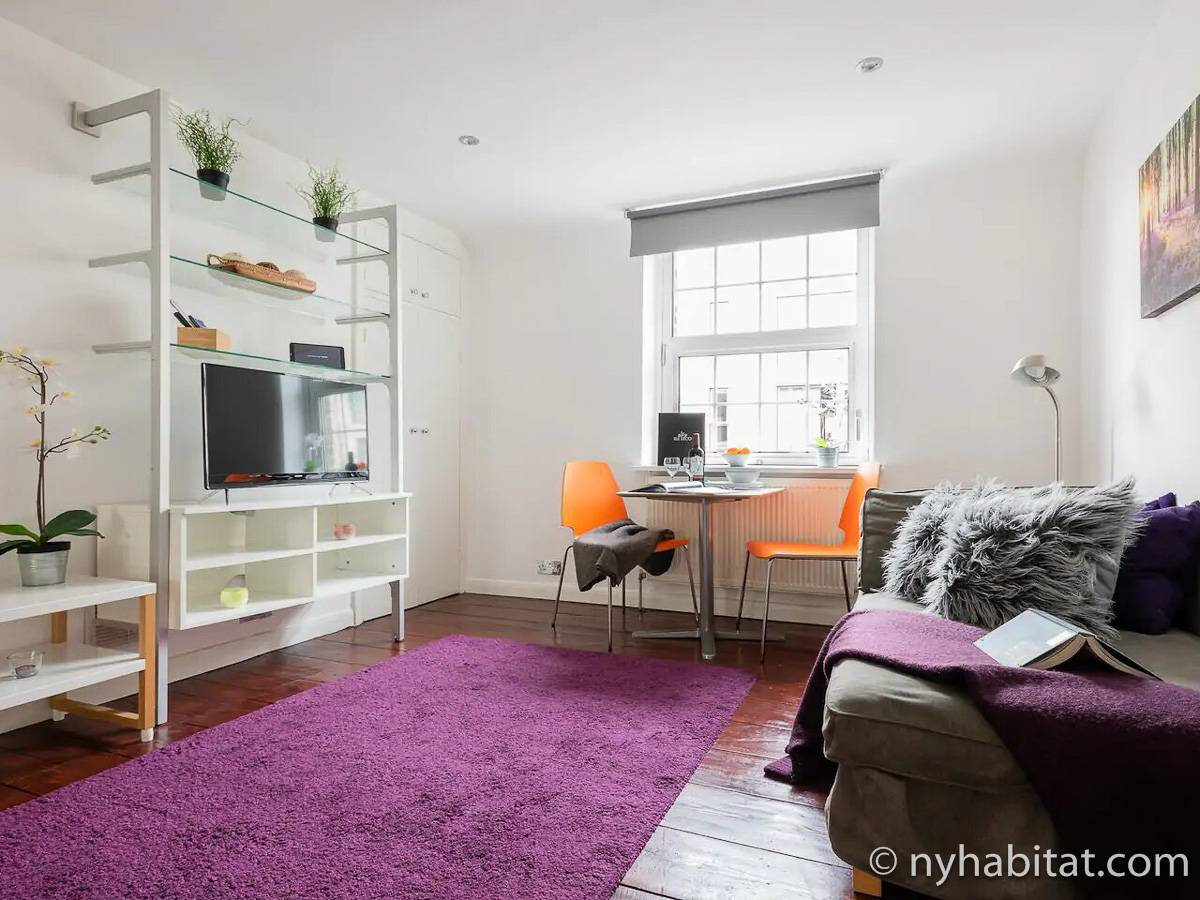 London - Studio apartment - Apartment reference LN-1485