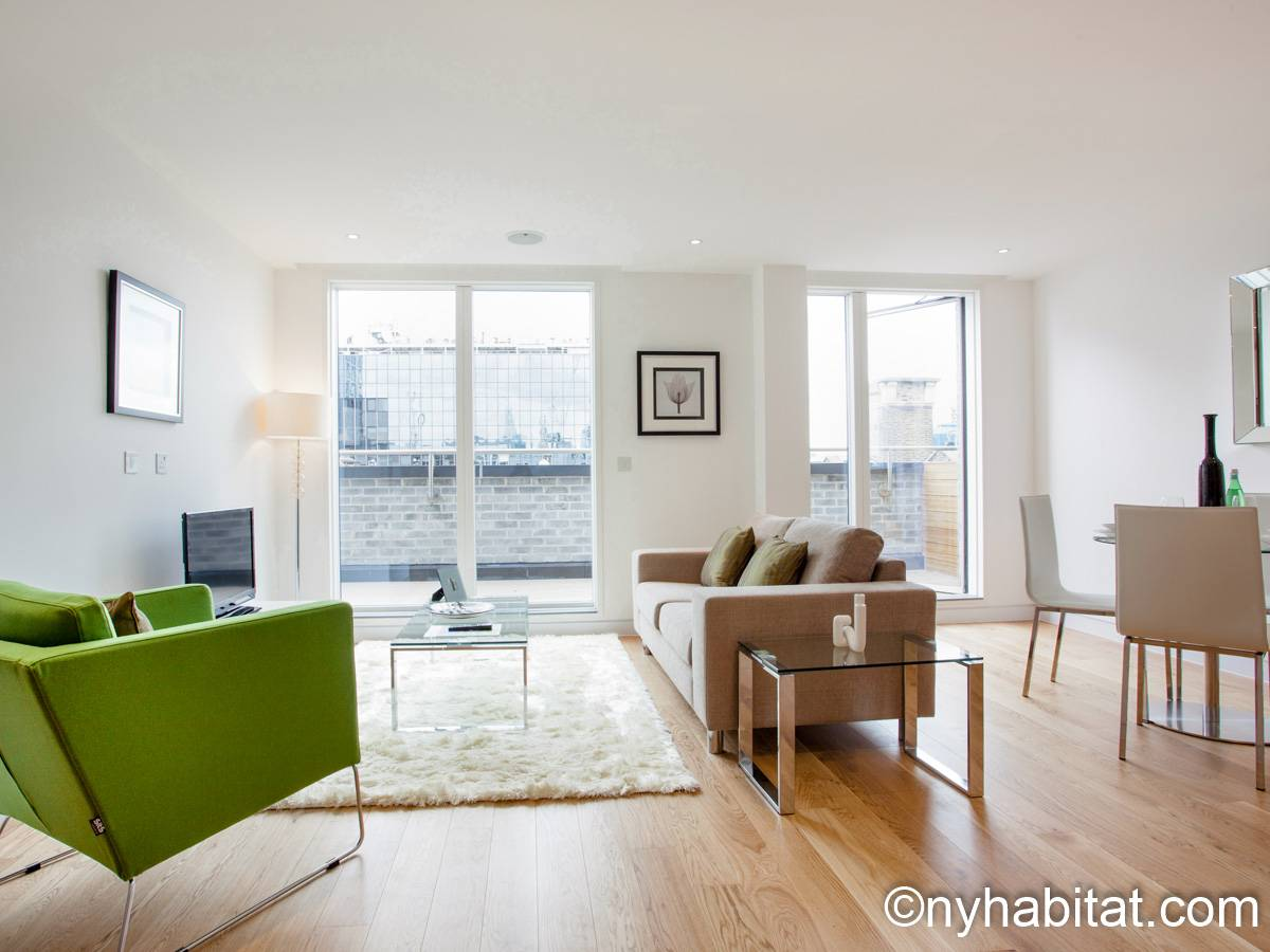 London - 1 Bedroom accommodation - Apartment reference LN-1492