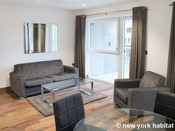 London - 1 Bedroom accommodation - Apartment reference LN-1493