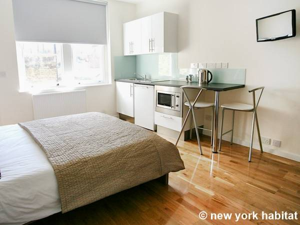 London - Studio apartment - Apartment reference LN-1507