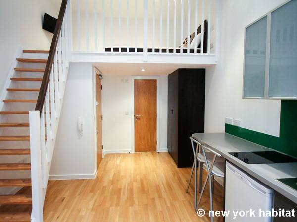 London - Studio apartment - Apartment reference LN-1512