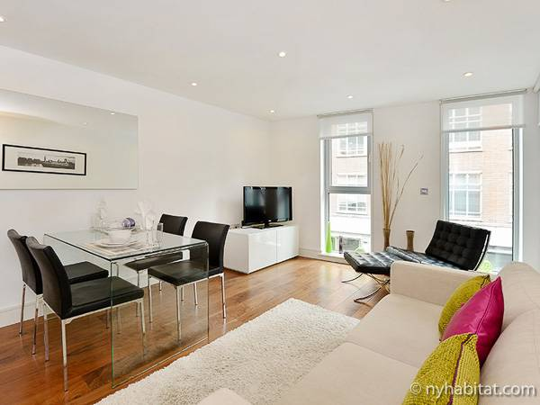 London - 1 Bedroom accommodation - Apartment reference LN-1520