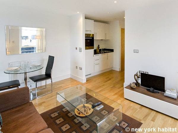London - Studio accommodation - Apartment reference LN-1544