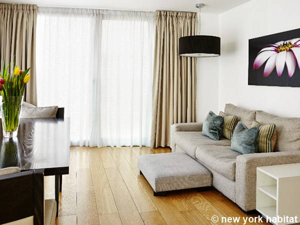 London - Alcove Studio accommodation - Apartment reference LN-1549