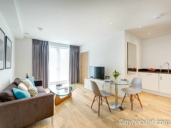 London - 1 Bedroom apartment - Apartment reference LN-1553