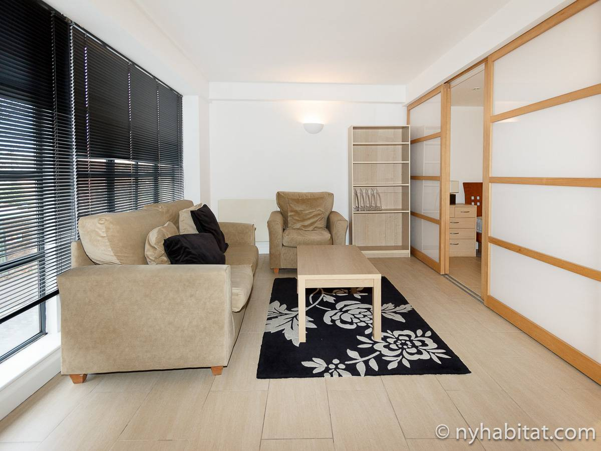 London - Alcove Studio apartment - Apartment reference LN-1564
