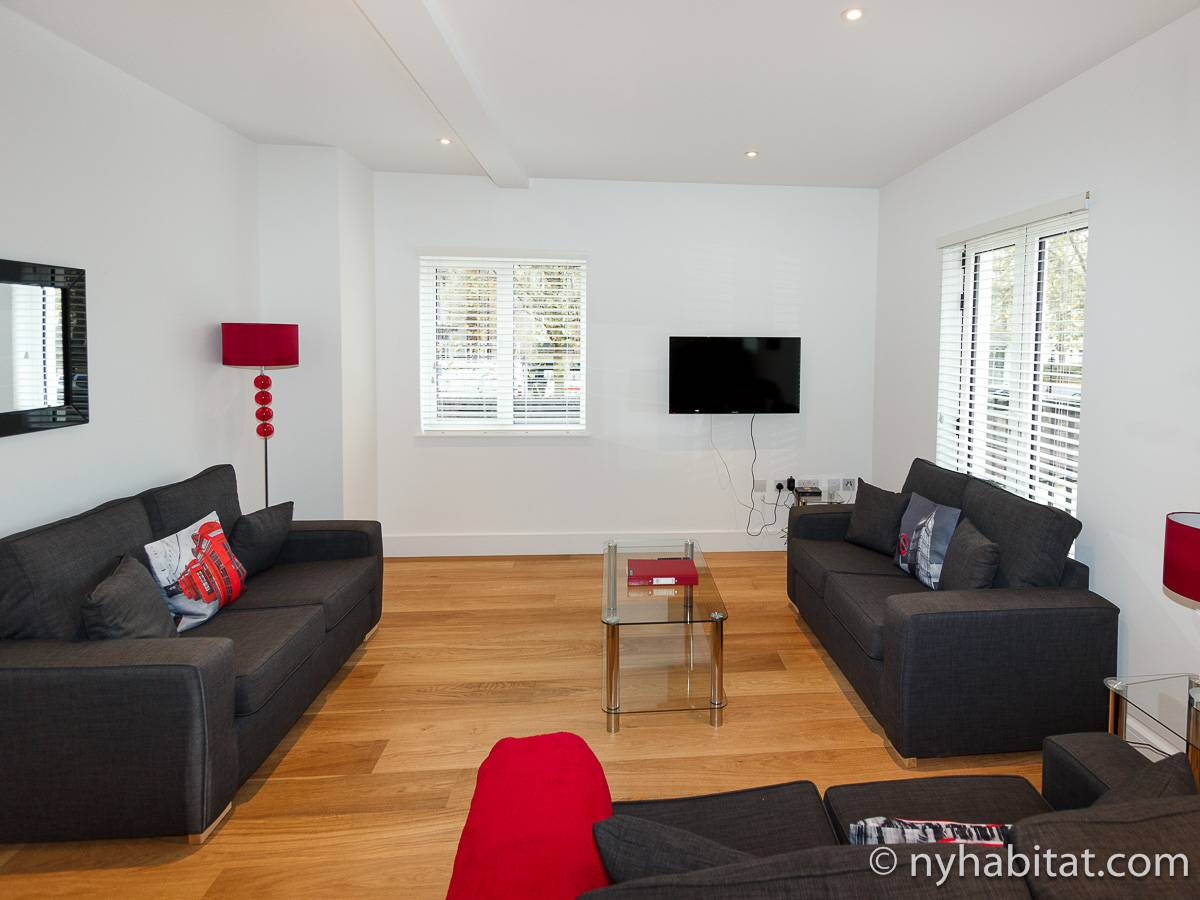 London - 2 Bedroom accommodation - Apartment reference LN-1566