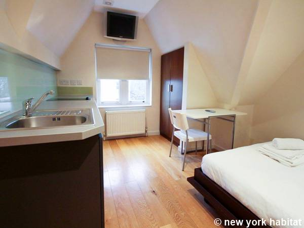 London - Studio apartment - Apartment reference LN-1582
