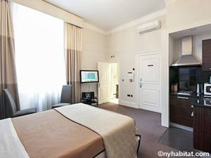 London - Studio accommodation - Apartment reference LN-1597