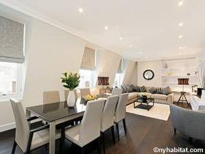 London - 3 Bedroom accommodation - Apartment reference LN-1600
