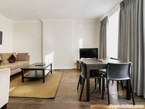 London - 1 Bedroom accommodation - Apartment reference LN-1620