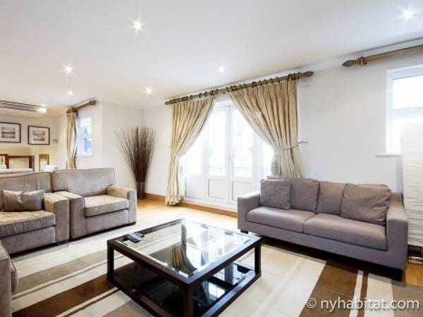 London - 3 Bedroom accommodation - Apartment reference LN-1640