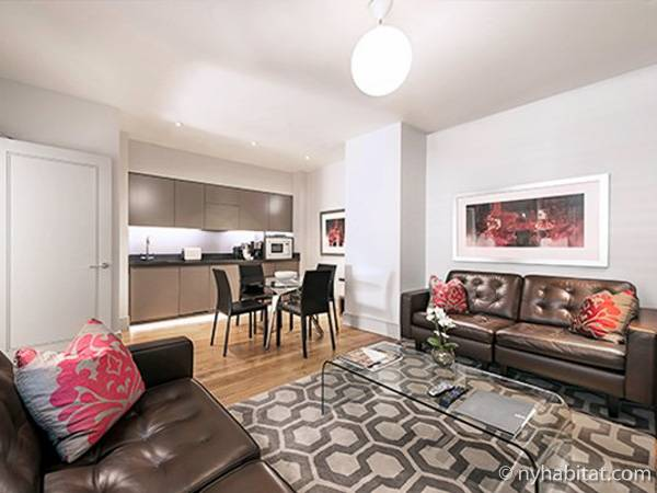London - 1 Bedroom apartment - Apartment reference LN-1641