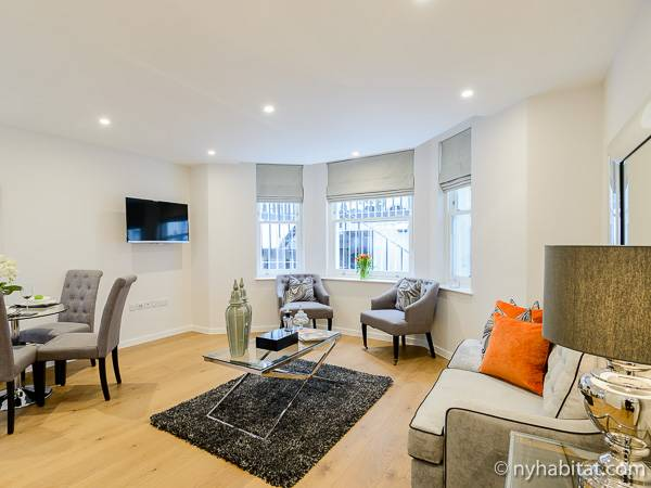 London - 2 Bedroom accommodation - Apartment reference LN-1649