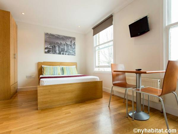 London - Studio apartment - Apartment reference LN-1653