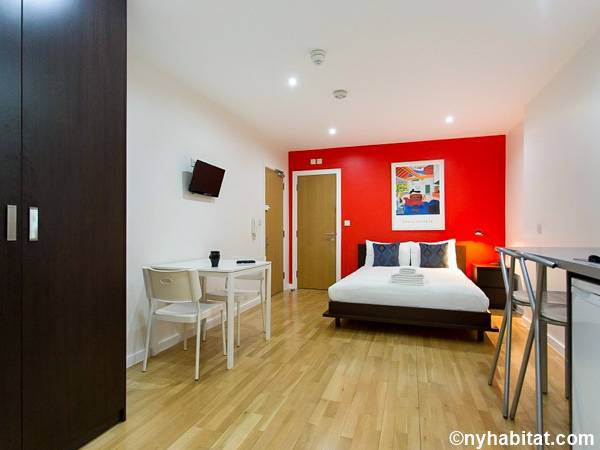 London - Studio apartment - Apartment reference LN-1669