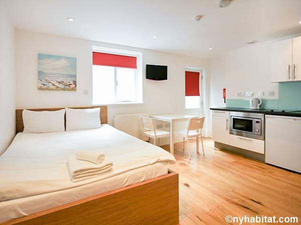 London - Studio apartment - Apartment reference LN-1696