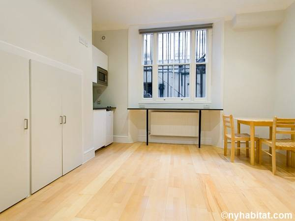 London - Studio apartment - Apartment reference LN-1697