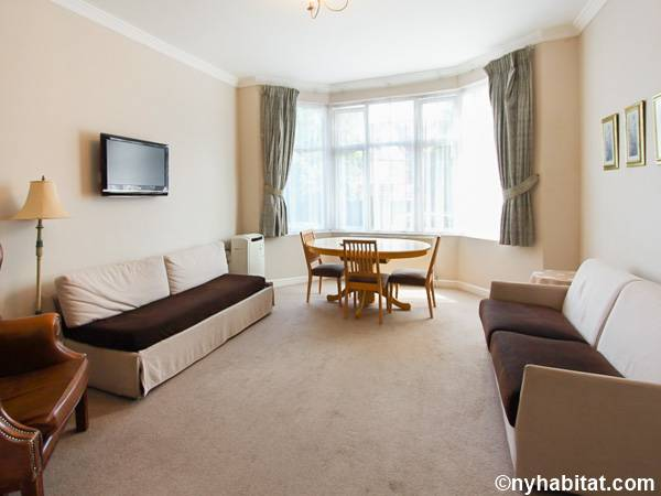 London - Studio accommodation - Apartment reference LN-1710