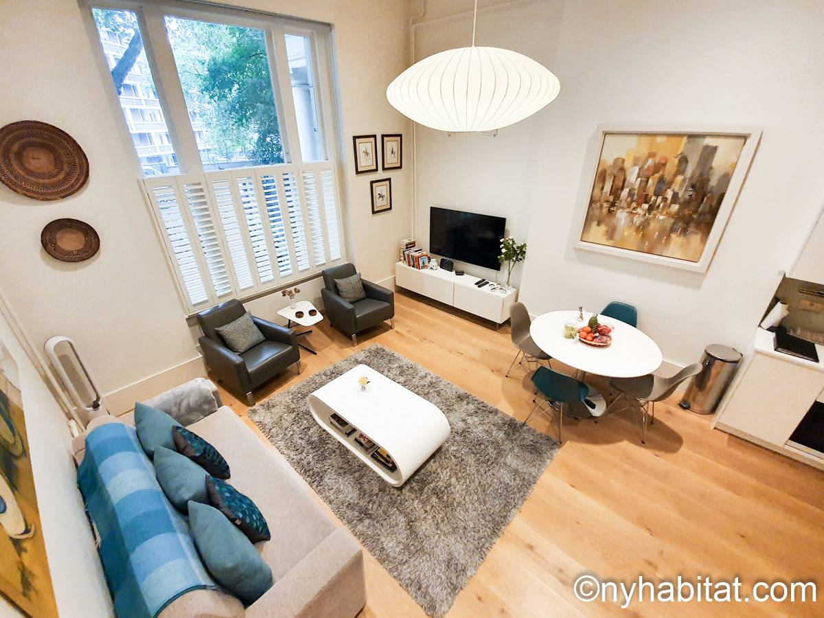 London - 1 Bedroom accommodation - Apartment reference LN-1755