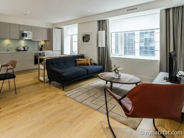 London - 1 Bedroom accommodation - Apartment reference LN-1765
