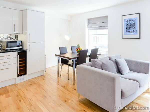 London - 1 Bedroom accommodation - Apartment reference LN-1769