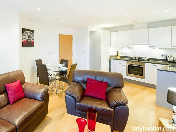 London - 1 Bedroom accommodation - Apartment reference LN-1778