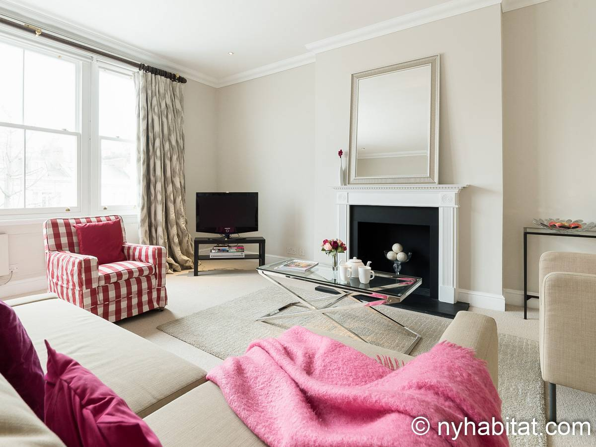 London - 2 Bedroom accommodation - Apartment reference LN-1786