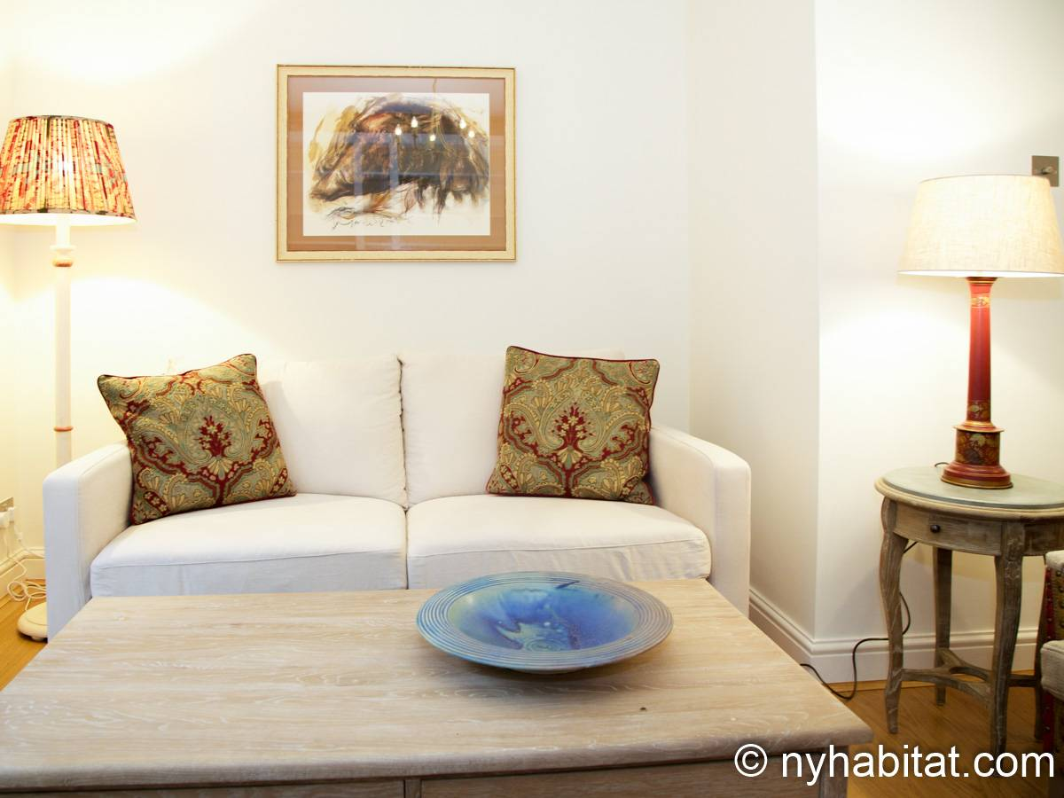 London Accommodation: 2 Bedroom Apartment Rental in ...