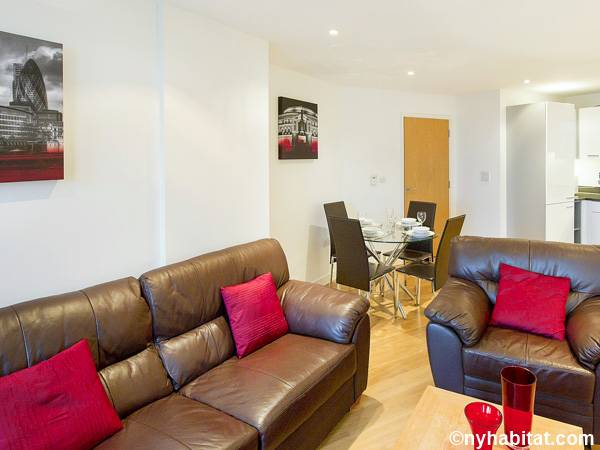 London - 2 Bedroom accommodation - Apartment reference LN-1800