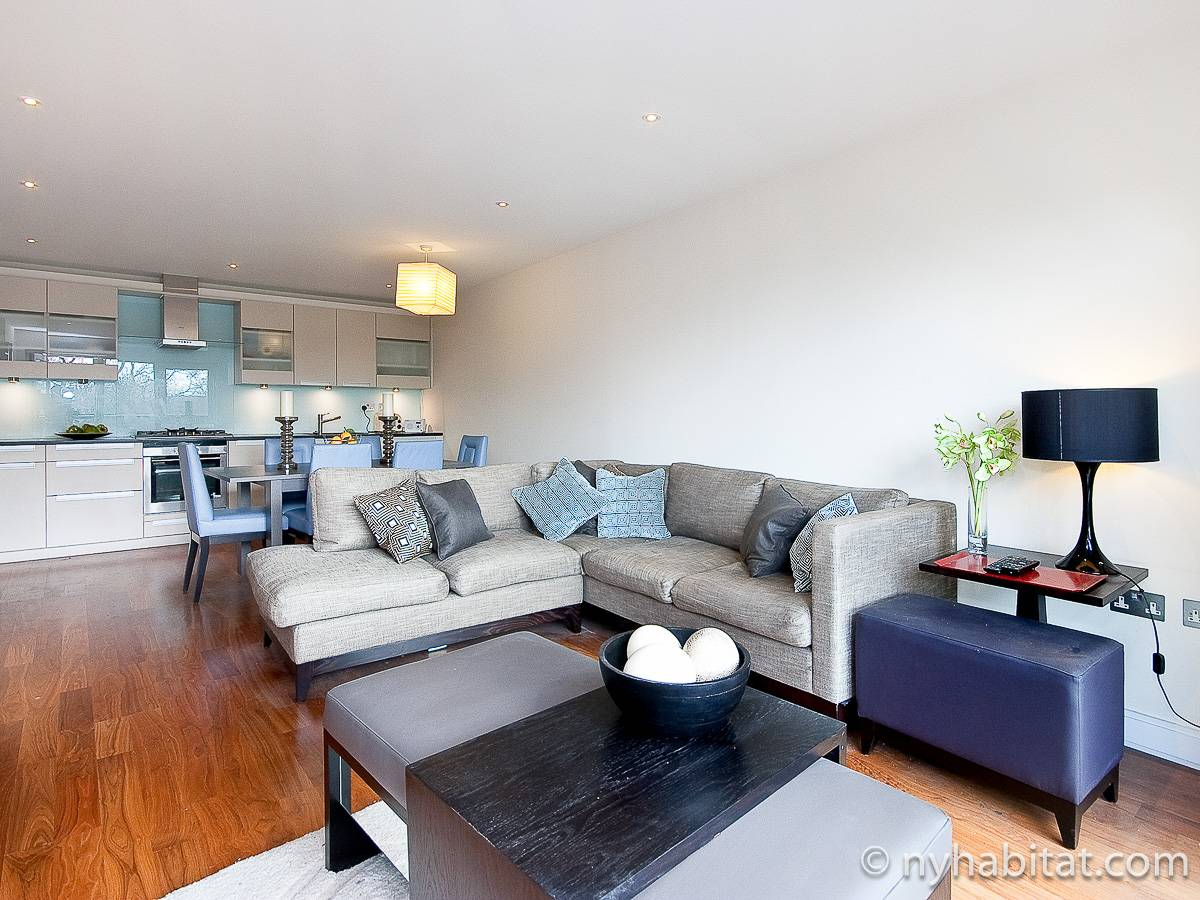 London - 2 Bedroom accommodation - Apartment reference LN-1804