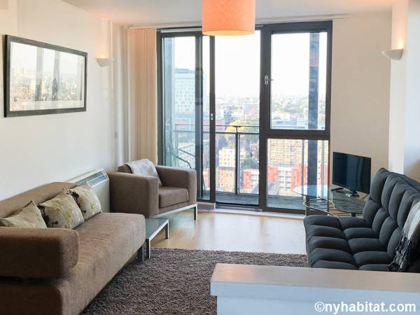 London - 2 Bedroom accommodation - Apartment reference LN-1811