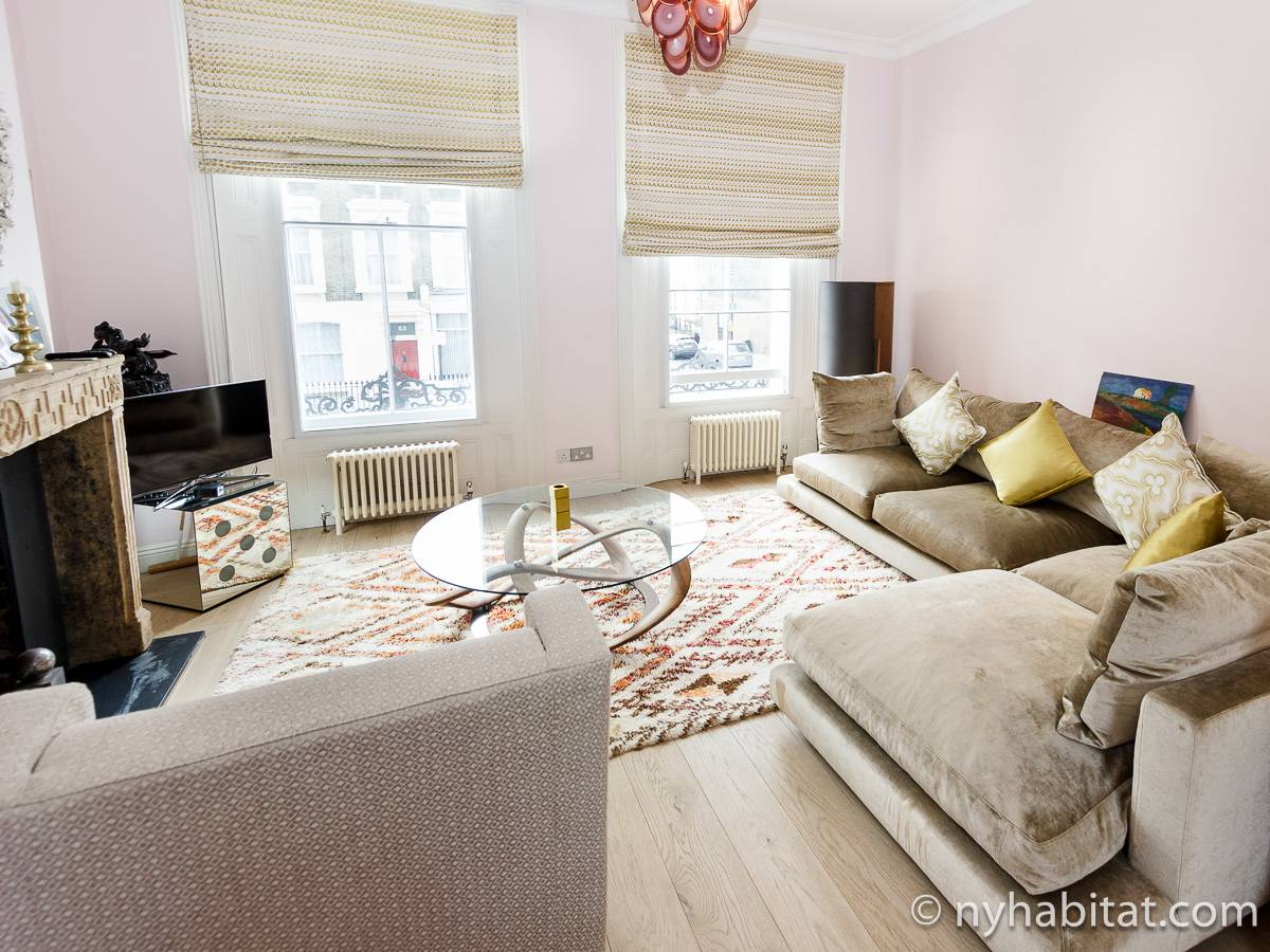 London - 3 Bedroom apartment - Apartment reference LN-1823
