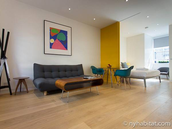 London - Studio apartment - Apartment reference LN-1825