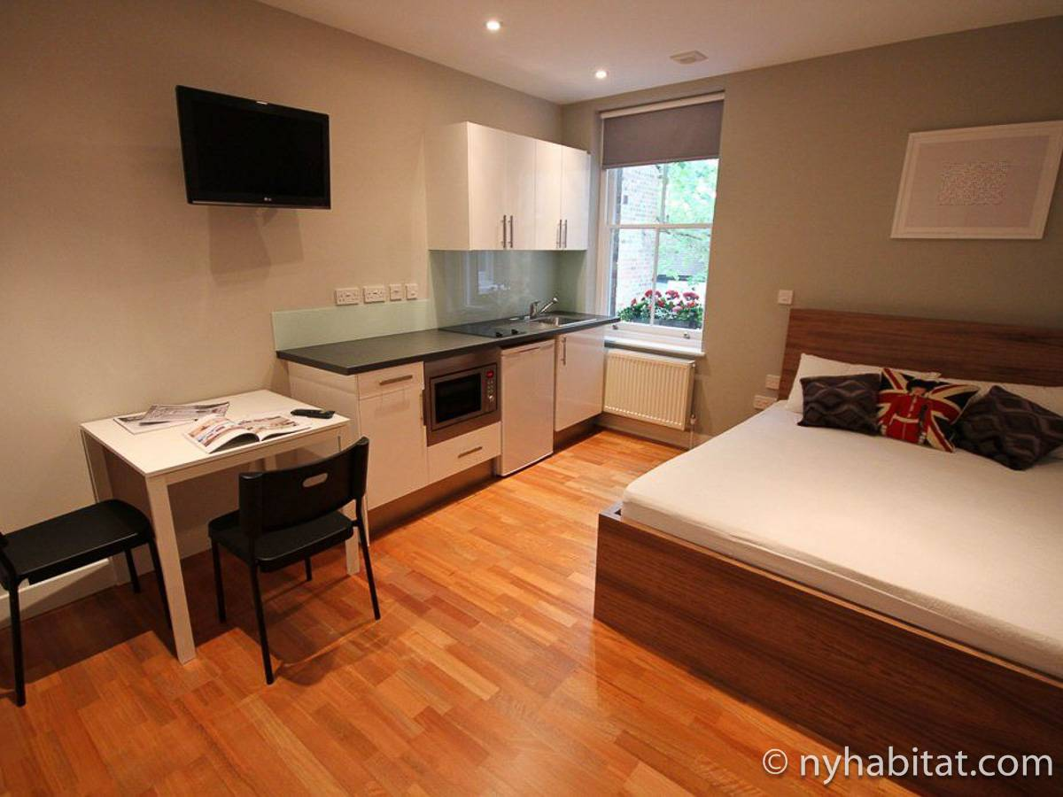 London - Studio apartment - Apartment reference LN-1826
