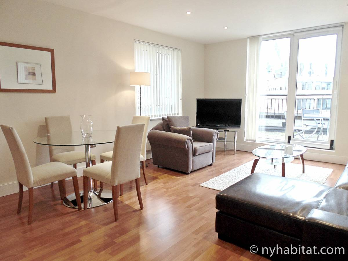 London - 1 Bedroom accommodation - Apartment reference LN-1861