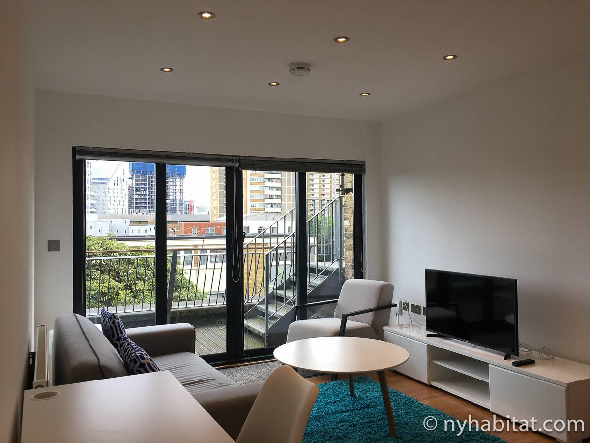 London - 1 Bedroom accommodation - Apartment reference LN-1868