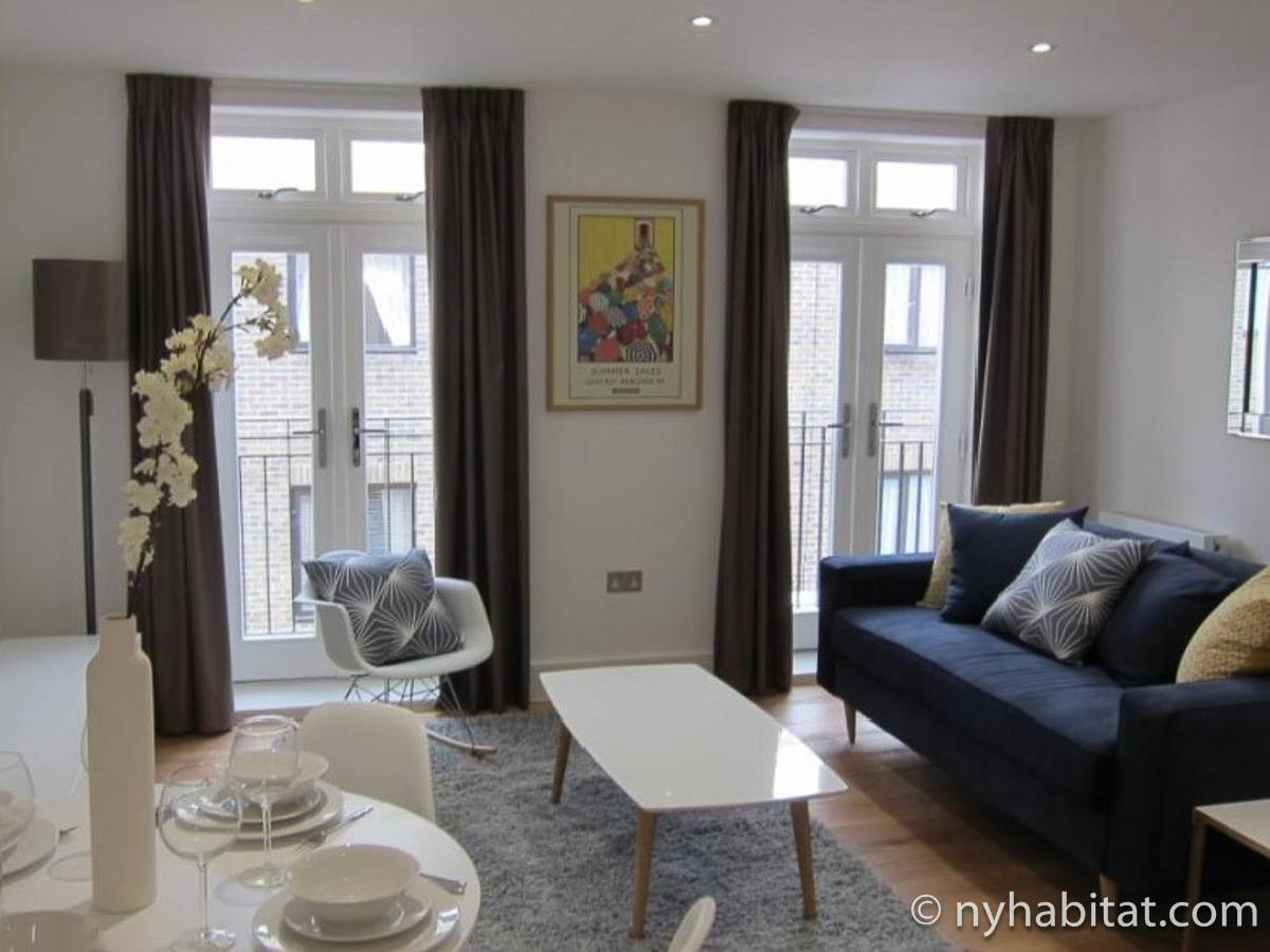 London - 1 Bedroom accommodation - Apartment reference LN-1869
