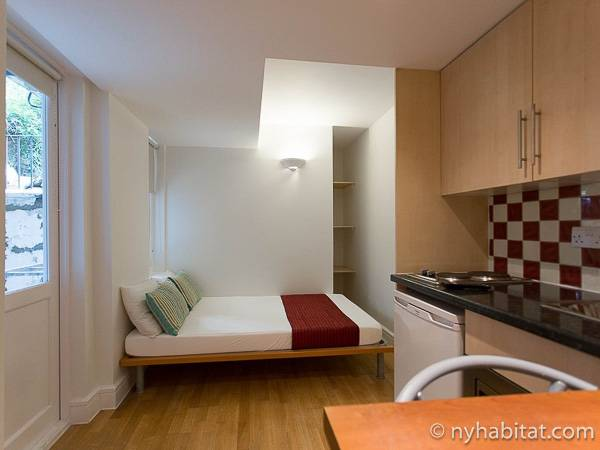 London - Studio apartment - Apartment reference LN-1874