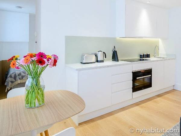 London - Studio accommodation - Apartment reference LN-1886