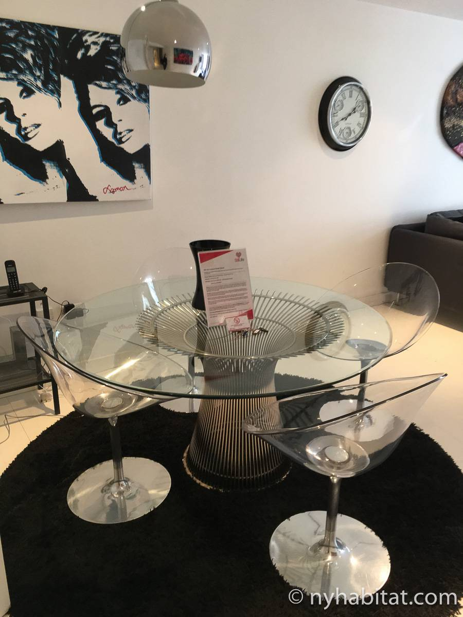 London Accommodation: 1 Bedroom Apartment Rental in City ...