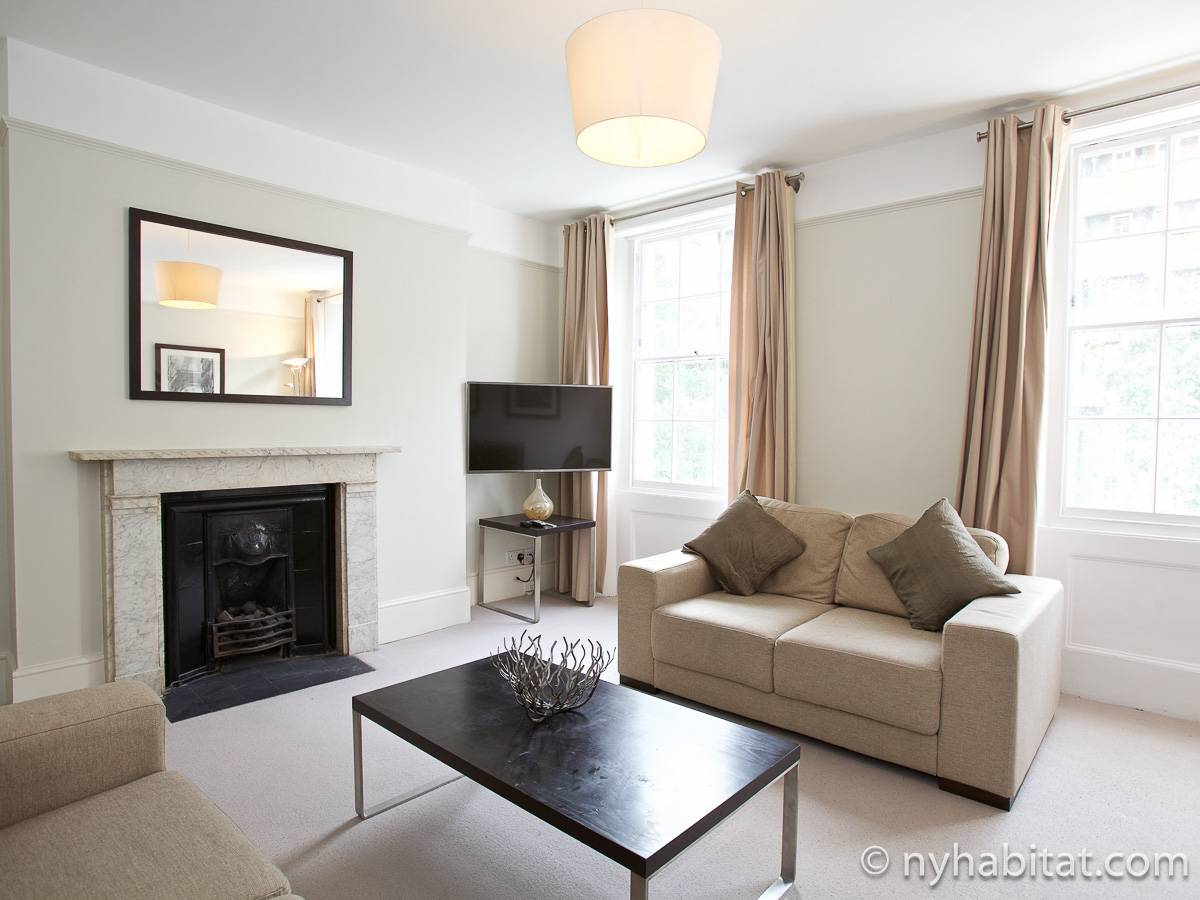 London - 3 Bedroom accommodation - Apartment reference LN-1926