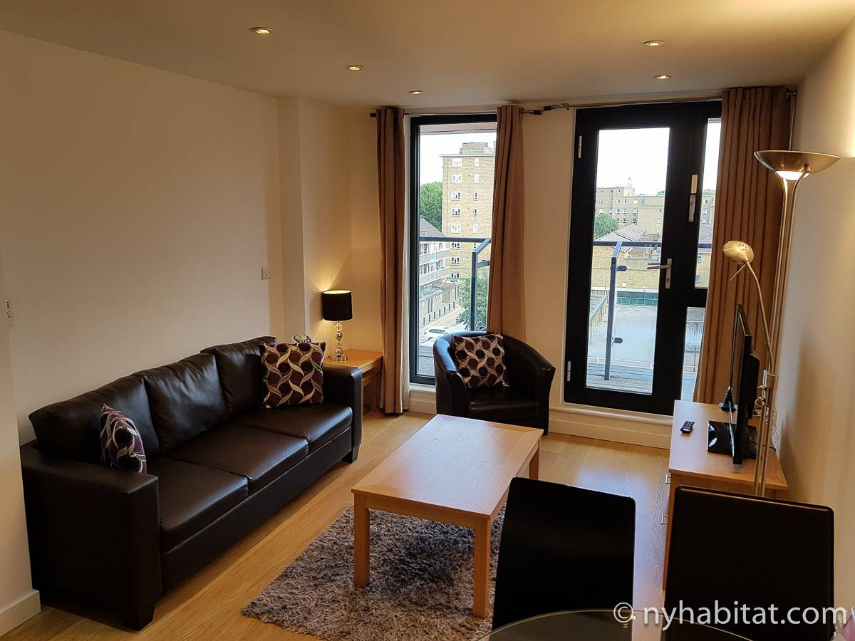 London - 2 Bedroom accommodation - Apartment reference LN-1940