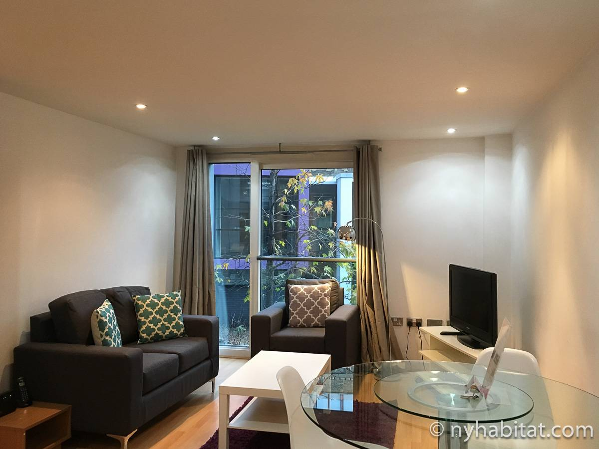 London - 1 Bedroom accommodation - Apartment reference LN-1948