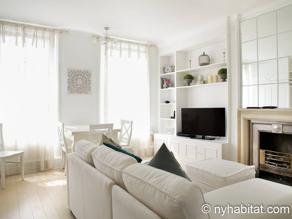 London - 2 Bedroom accommodation - Apartment reference LN-1954