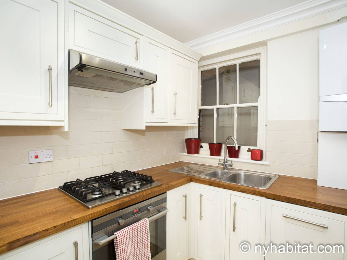 London - 2 Bedroom accommodation - Apartment reference LN-1959