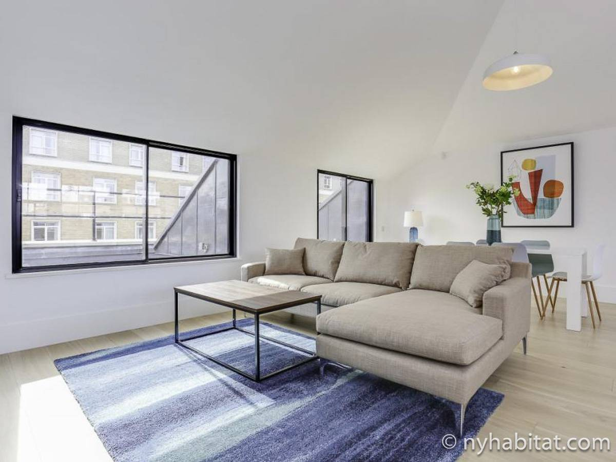 London - 2 Bedroom apartment - Apartment reference LN-1993
