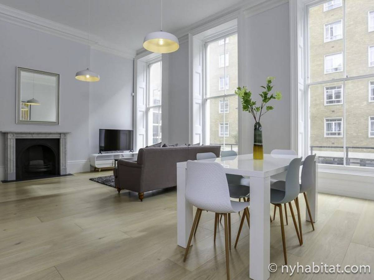 London - 1 Bedroom apartment - Apartment reference LN-1996