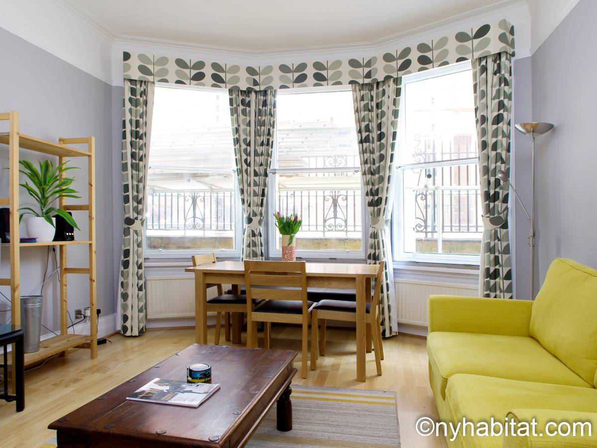 London - 2 Bedroom accommodation - Apartment reference LN-2000