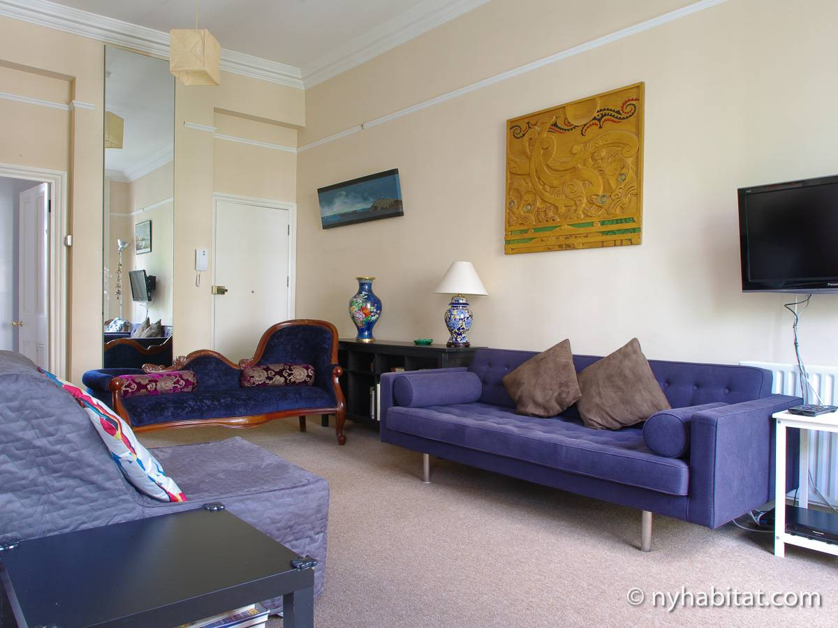 London - 1 Bedroom accommodation - Apartment reference LN-2001